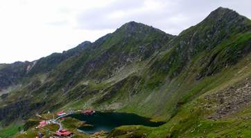 6 camping spots near the Transfăgărășan road