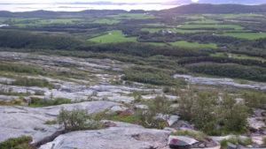 Pe un traseu mai puțin popular din Norvegia. Încotro?