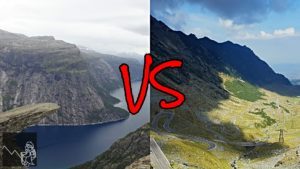 Hiking in Transylvania vs Norway: Which one is better?