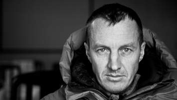 The world's most important mountaineer in Cluj-Napoca